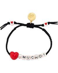 Venessa Arizaga - Love U Mucho Bracelet - Lyst