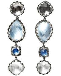 Larkspur & Hawk - Sadie 4-drop Earrings - Lyst