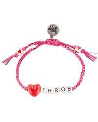 Venessa Arizaga - Heartthrob Bracelet - Lyst