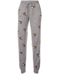 Chinti & Parker - Heart Detail Lounge Trousers - Lyst