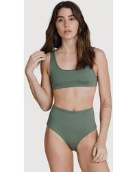Kit and Ace - Kits Scoop Neck Swim Top - Lyst
