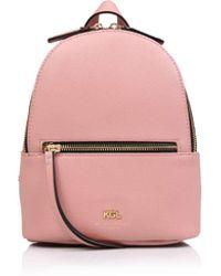 Kurt Geiger - Richmond Sm Backpack In Pink - Lyst