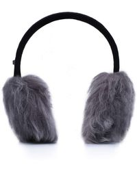UGG - Toscana Tech Earmuffs In Black - Lyst