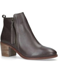 Carvela Kurt Geiger - 'sand' High Heel Ankle Boots - Lyst