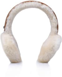 UGG - Classic Wired Earmuff In Brown - Lyst
