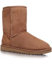 UGG - Mens Short Chestnut - Lyst