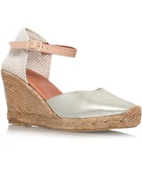 KG by Kurt Geiger - Monty In Metal Combination - Lyst