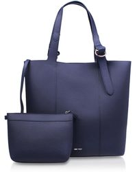 Nine West - Belecia Tote Lg - Lyst
