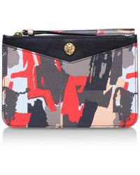 Anne Klein - Frances Md Wristlet In Red Other - Lyst