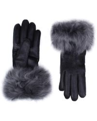 UGG - Toscana Smart Glove In Black Other - Lyst