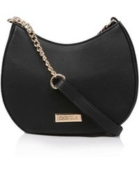 Carvela Kurt Geiger - Carvela-che Moon Saddle Xbo-black - Lyst
