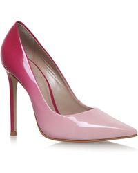 Carvela Kurt Geiger - Alice In Pink Combination - Lyst