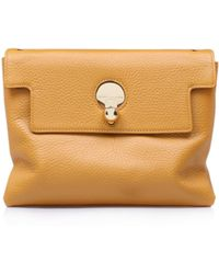 Kurt Geiger - Leather Cle Keyhole Bag - Lyst