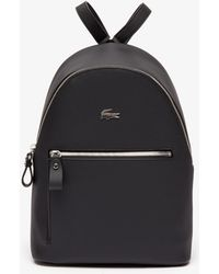 5444119e1 Lacoste - Daily Classic Coated Canvas Backpack - Lyst