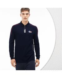 Lacoste - French Sporting Spirit Edition Thick Piqué Polo - Lyst