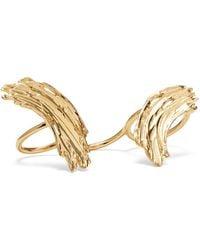 Lady Grey - Eva Ring In Gold - Lyst