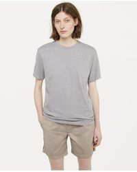 Save Khaki - Classic Heather T-shirt - Lyst
