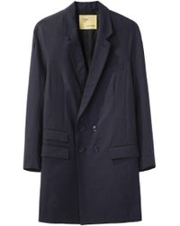 Toga Pulla - Chambray Coat - Lyst