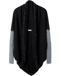 Tsumori Chisato - Twinkle Knit Open Cardigan - Lyst