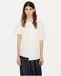 Phoebe English - Slanting Shirt - Lyst