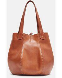 Henry Cuir Idole Bucket Bag