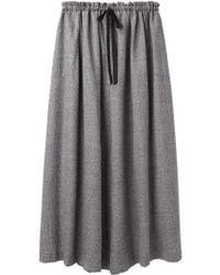 Giada Forte - Drawstring Skirt - Lyst