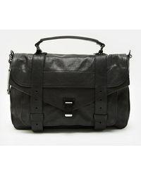 Proenza Schouler - Ps1 Medium Leather Bag - Lyst