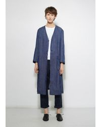 Blue Blue Japan - Laong Gawn Coat - Lyst