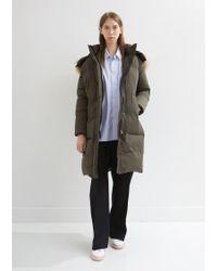 Woolrich - Ester Oversize Down Coat - Lyst