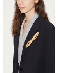 Lemaire - Legs Pin - Lyst