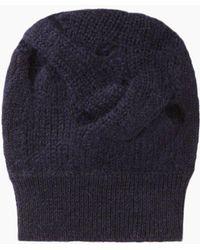 MM6 by Maison Martin Margiela - Winter Hat - Lyst