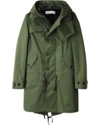Golden Goose Deluxe Brand - Cycling Coat - Lyst