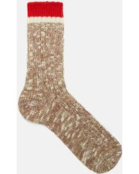 Undercover - Colour Mix Socks - Lyst