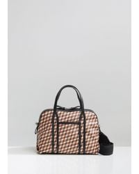 Pierre Hardy - Rally Canvas Cube Bag - Lyst
