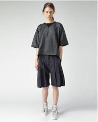 Damir Doma - Pahari Pleated Shorts - Lyst