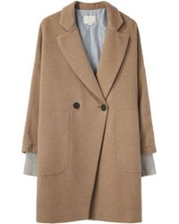 Boy by Band of Outsiders - Two Button Coat - Lyst