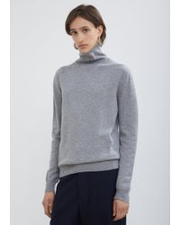 Jil Sander - Cashmere Turtleneck Sweater - Lyst