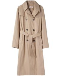 Organic By John Patrick - Great Coat - Lyst