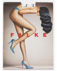 Falke - Rio Fishnet Tights - Lyst