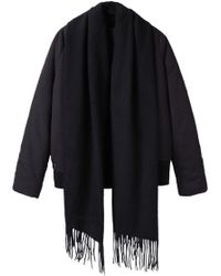 Bless - Jickjack Scarf Jacket - Lyst