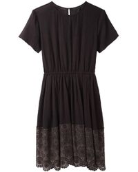 Girl by Band of Outsiders - Lace Dress - Lyst