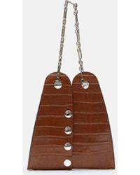 Lemaire - Mini Double Folded Bag - Lyst