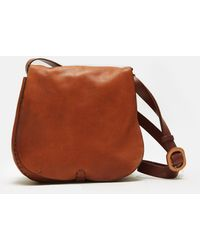 Henry Cuir - Pirogue Saddle Bag - Lyst
