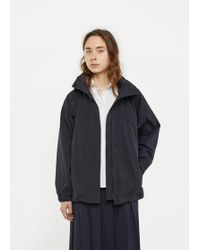 Moderne | Cotton Trench Anorak | Lyst