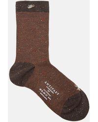 Antipast - Tweed With Angel Socks - Lyst