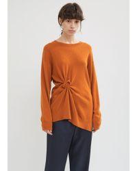 Sies Marjan - Brynn Cashmere Rosette Sweater - Lyst