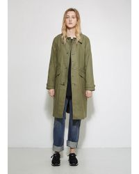 Chimala - Us Army Corps Winter Coat - Lyst