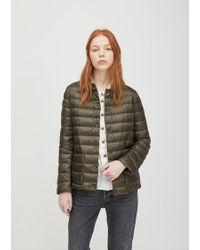 Aspesi | Nylon Puffer Jacket | Lyst