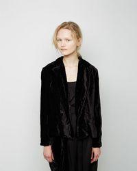Limi Feu - Back Slit Jacket - Lyst