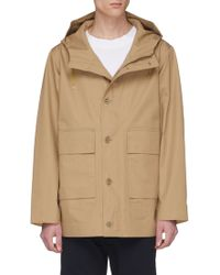 Nanamica - Hooded Gore-tex® Cruiser Jacket - Lyst